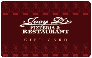 JoeyDsGiftCard
